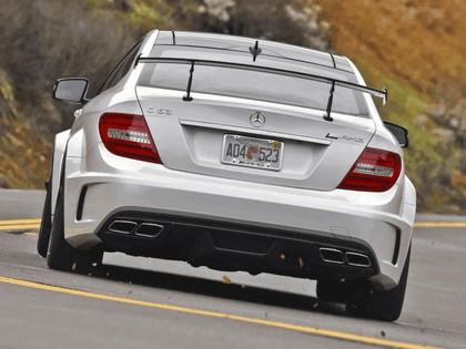 2012 Mercedes-Benz C63 AMG coupé Black Series - USA version 14