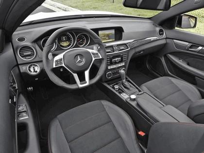 2012 Mercedes-Benz C63 AMG coupé Black Series - USA version 26