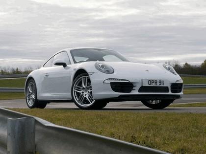2012 Porsche 911 ( 991 ) Carrera 4 - UK version 1