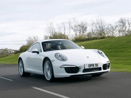 2012 Porsche 911 ( 991 ) Carrera 4 - UK version 3