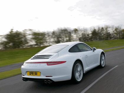 2012 Porsche 911 ( 991 ) Carrera 4 - UK version 4