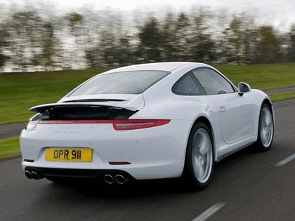 2012 Porsche 911 ( 991 ) Carrera 4 - UK version 5