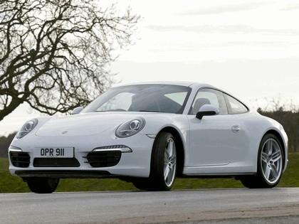 2012 Porsche 911 ( 991 ) Carrera 4 - UK version 6