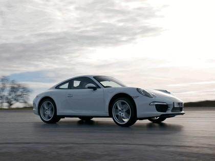 2012 Porsche 911 ( 991 ) Carrera 4 - UK version 7