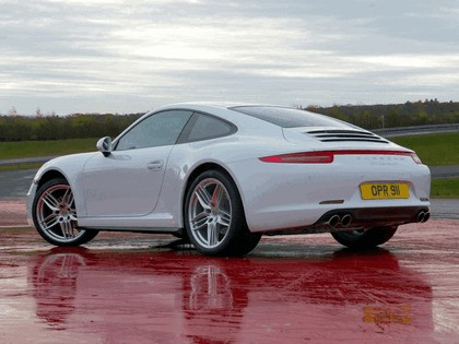 2012 Porsche 911 ( 991 ) Carrera 4 - UK version 9