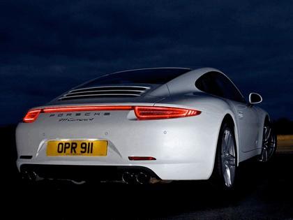 2012 Porsche 911 ( 991 ) Carrera 4 - UK version 10