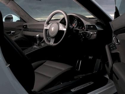 2012 Porsche 911 ( 991 ) Carrera 4 - UK version 11