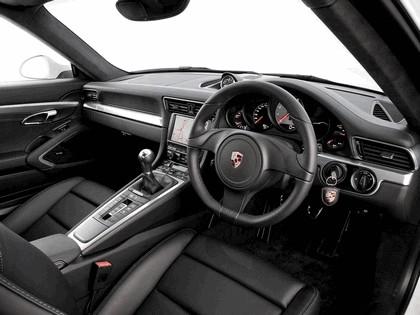2012 Porsche 911 ( 991 ) Carrera 4 - UK version 12