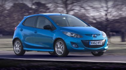 2013 Mazda 2 Venture Edition - UK version 9