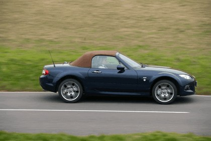 2013 Mazda MX-5 Venture Edition roadster - UK version 2