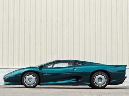 1989 Jaguar XJ220 2