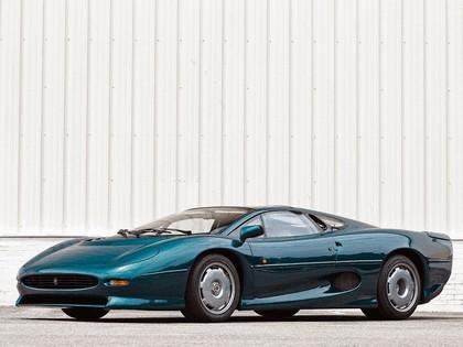 1989 Jaguar XJ220 4