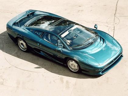 1989 Jaguar XJ220 5