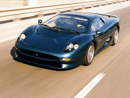 1989 Jaguar XJ220 7