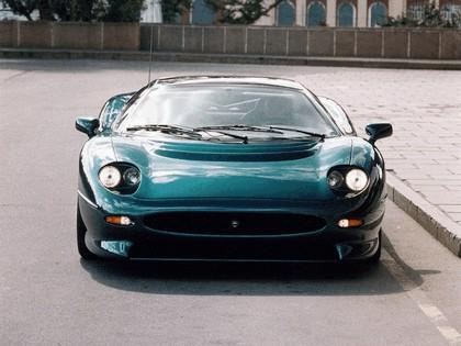 1989 Jaguar XJ220 8