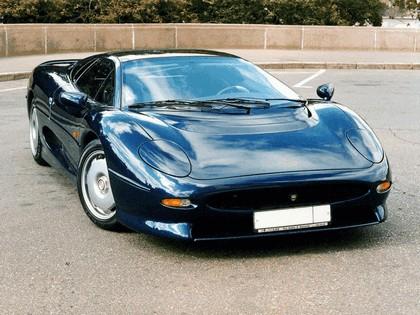 1989 Jaguar XJ220 10