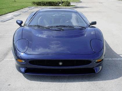 1989 Jaguar XJ220 13