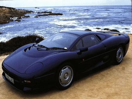 1989 Jaguar XJ220 15