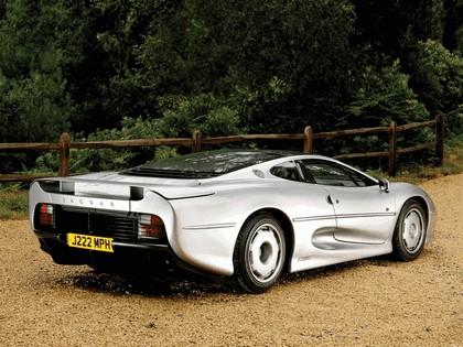 1989 Jaguar XJ220 26