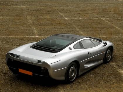 1989 Jaguar XJ220 27