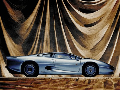 1989 Jaguar XJ220 35