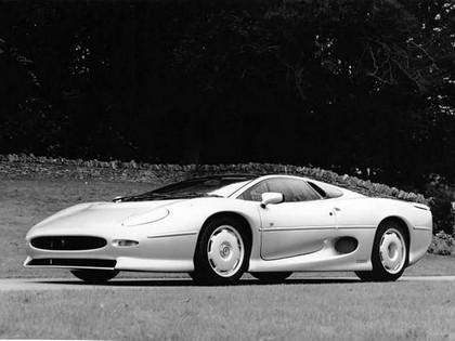 1989 Jaguar XJ220 39