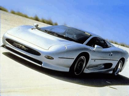 1989 Jaguar XJ220 42