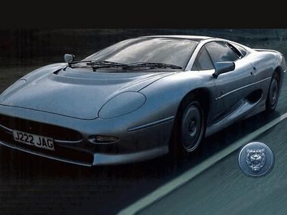 1989 Jaguar XJ220 44