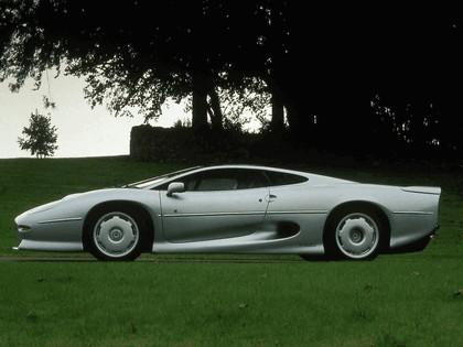 1989 Jaguar XJ220 47
