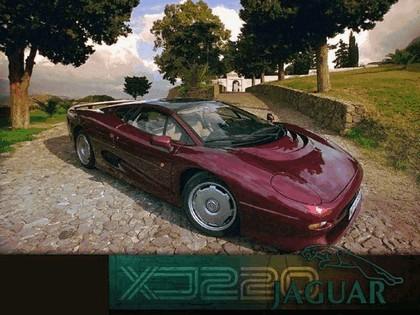 1989 Jaguar XJ220 49