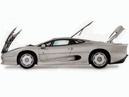 1989 Jaguar XJ220 55