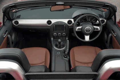 2013 Mazda MX-5 Venture Edition roadster coupé - UK version 3