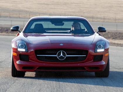 2012 Mercedes-Benz SLS 63 AMG GT - USA version 5
