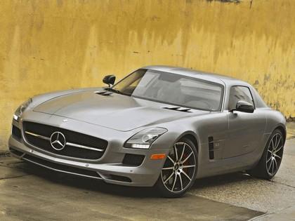 2012 Mercedes-Benz SLS 63 AMG GT - USA version 9