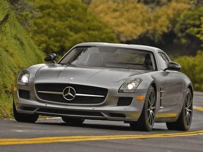 2012 Mercedes-Benz SLS 63 AMG GT - USA version 11