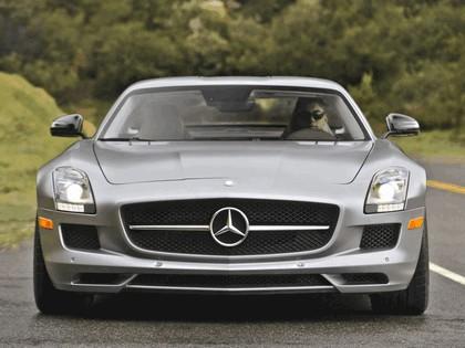 2012 Mercedes-Benz SLS 63 AMG GT - USA version 13
