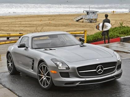 2012 Mercedes-Benz SLS 63 AMG GT - USA version 16