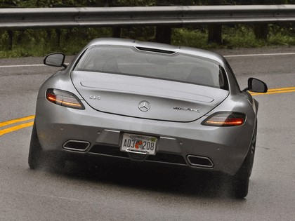 2012 Mercedes-Benz SLS 63 AMG GT - USA version 24