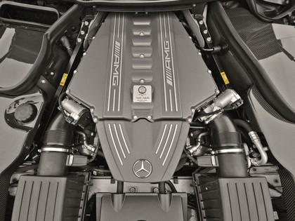 2012 Mercedes-Benz SLS 63 AMG GT - USA version 26