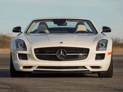 2012 Mercedes-Benz SLS 63 AMG GT roadster - USA version 3