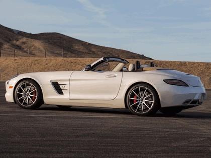 2012 Mercedes-Benz SLS 63 AMG GT roadster - USA version 9