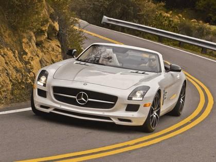 2012 Mercedes-Benz SLS 63 AMG GT roadster - USA version 19