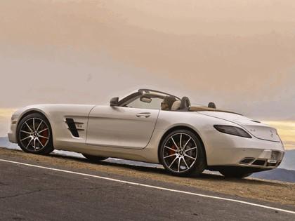 2012 Mercedes-Benz SLS 63 AMG GT roadster - USA version 23