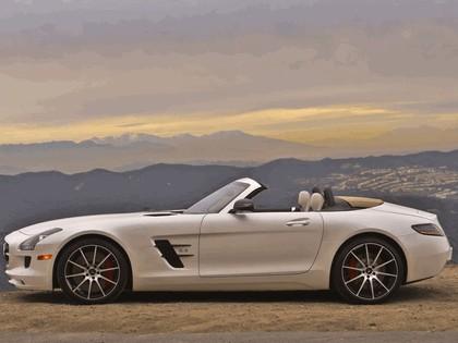 2012 Mercedes-Benz SLS 63 AMG GT roadster - USA version 24