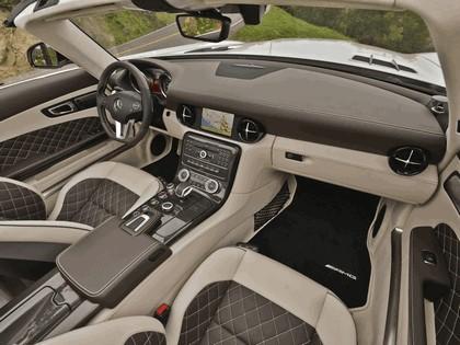2012 Mercedes-Benz SLS 63 AMG GT roadster - USA version 28