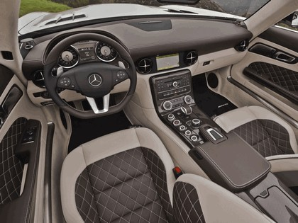 2012 Mercedes-Benz SLS 63 AMG GT roadster - USA version 29