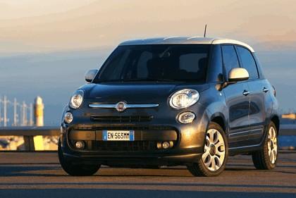 2013 Fiat 500L 1.6 MJT 5