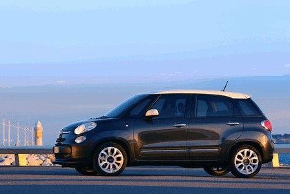 2013 Fiat 500L 1.6 MJT 6