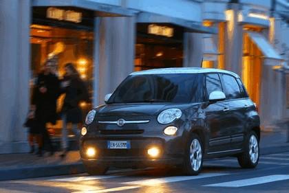 2013 Fiat 500L 1.6 MJT 13