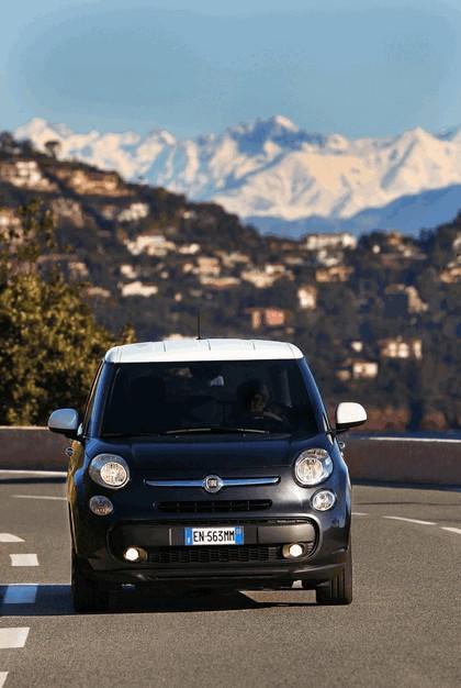 2013 Fiat 500L 1.6 MJT 32